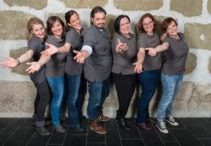 Vorstand Elternverein Wiler-Zielebach 2019