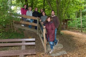 Vorstand Elternverein Wiler-Zielebach 2020